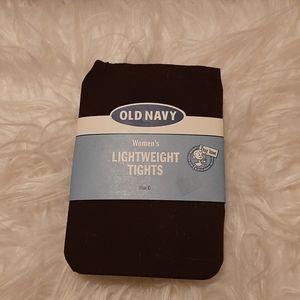 Old navy lightweight tights